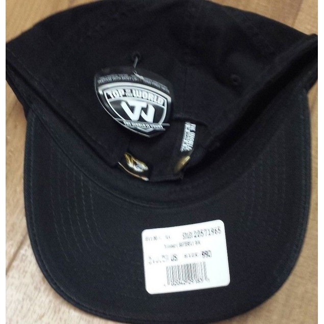 "Missouri Tigers NCAA TOW ""Butterfly"" Women's Adjustable Hat"