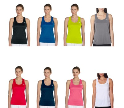 2-Pack Women's New Balance Active T-Shirt (Multiple Styles) Was: $39.99 Now: $12.99.