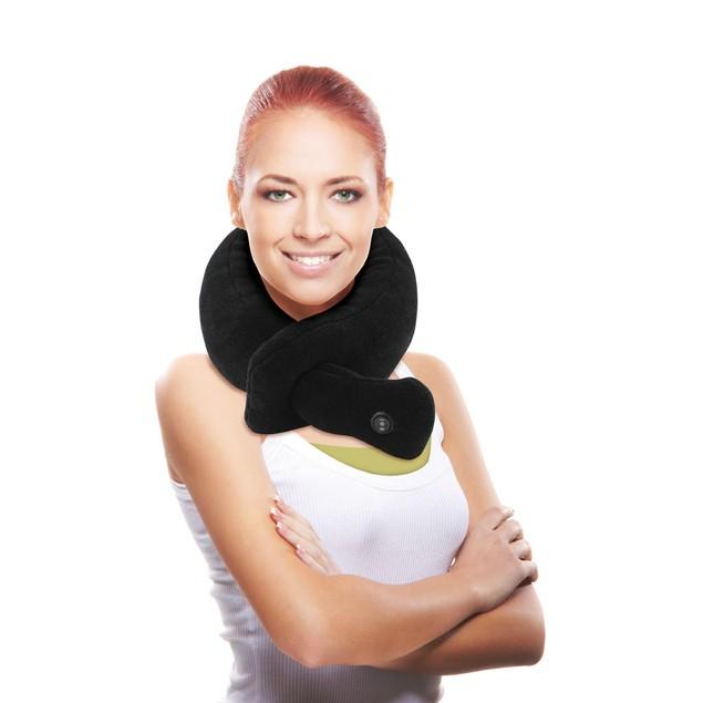 2 Speed Neck Massager - Black Color