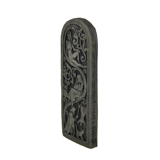 Maiden Mother Crone Decorative Bas Relief Wall Decorative Plaques