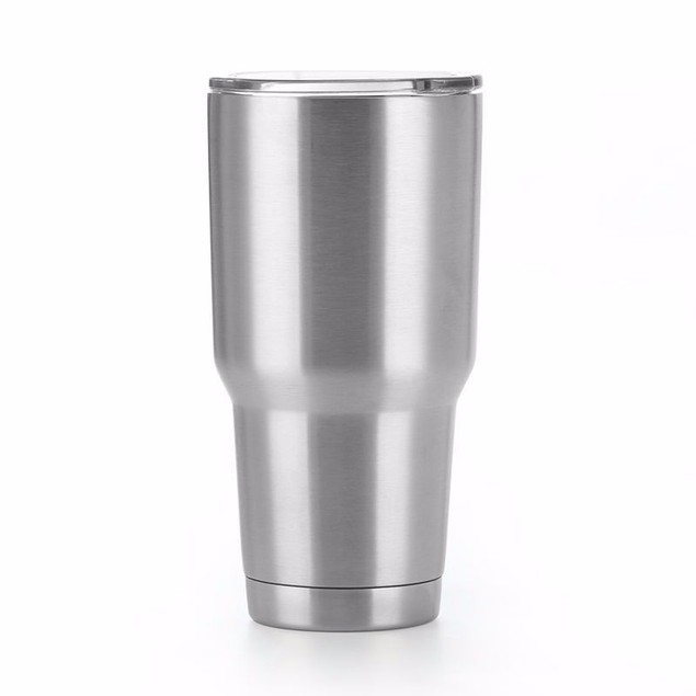 30oz Rambler Tumbler Double Wall Vacuum Insulated Stainless Steel