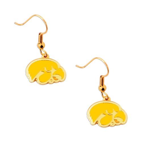 NCAA Sports Team Dangle Earring Set Charm Gift