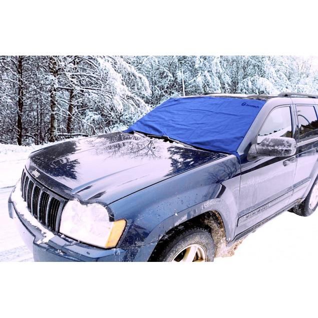 Zone Tech Car Winter Windshield Snow Cover Summer Windshield Sun Shade