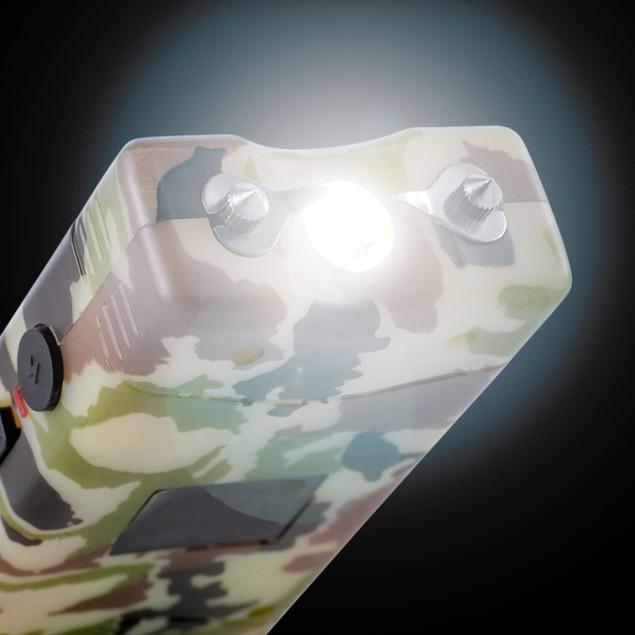 2-in-1 Self Defense 18,000,000V Volt Stun Gun