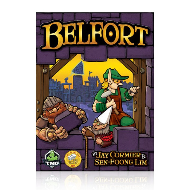 Belfort the Board Game and New Promo Guilds