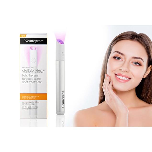 Neutrogena Light Therapy Acne Spot Treatment, Chemical & UV-Free