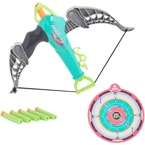 Archery Bow with Target Set