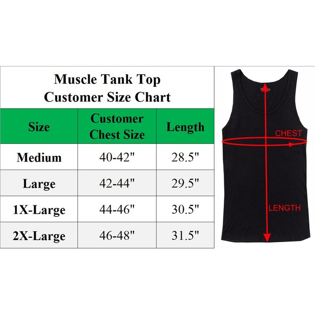 Men's Heavyweight Ribbed Tank Top (5-Pack)