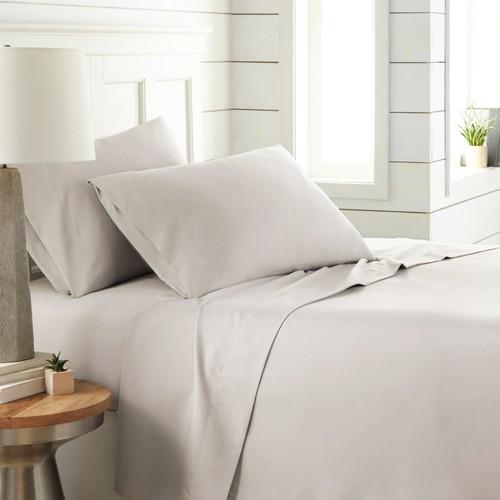 Premium Quality Ultra-Soft  4-Piece Sheet Set by Southshore Fine Linens