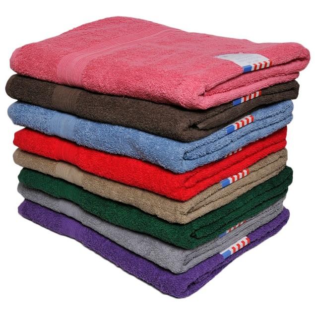 "Ruthy's Textile Luxury 3-Piece Bath Sheet 100% Cotton Towels 36"" X 68"""