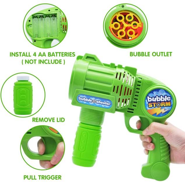 Bubble Gun Blaster