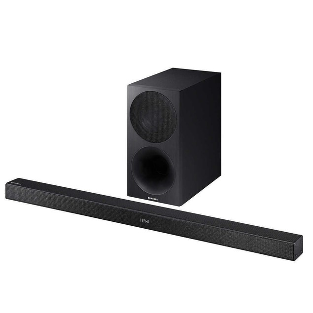 Samsung 2.1 Channel Bluetooth Soundbar with Wireless Subwoofer
