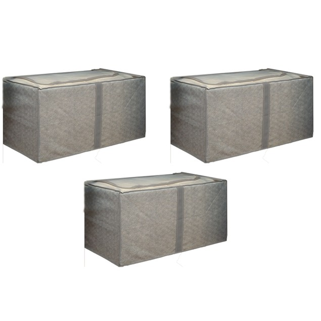 Jumbo Storage Foldable Bin