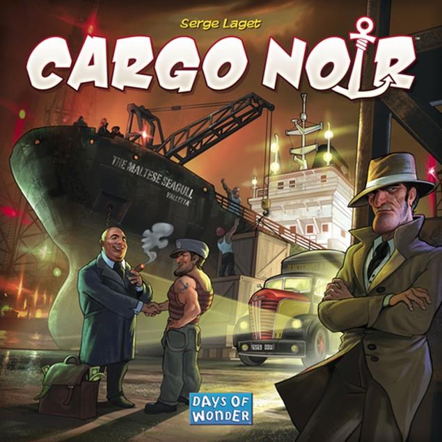 Cargo Noir the Board Game