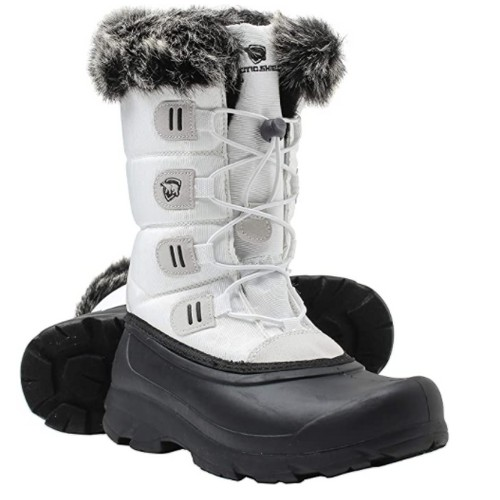 Women's Artic Shield Polar Waterproof Insulated Cold Rated Winter Snow Boot