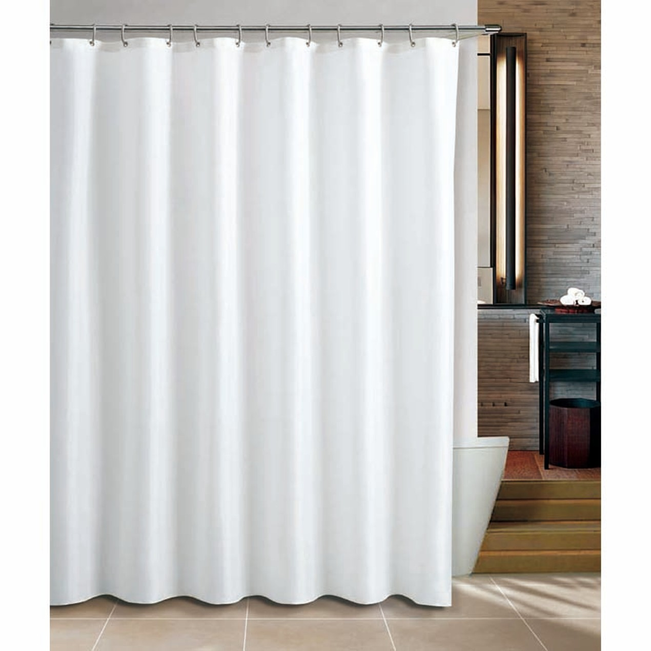 Classic Bath Heavy Duty 70 X 72 100 Vinyl Shower Curtain