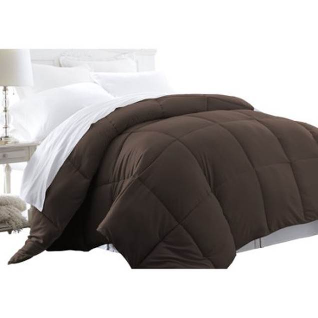 Home Super Plush Goose Down Alternative Comforter