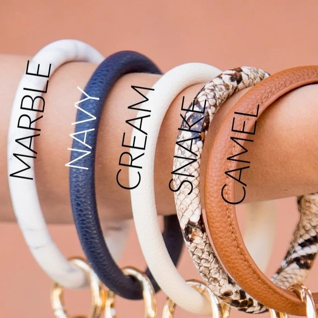 Key Ring Tassel Bracelets