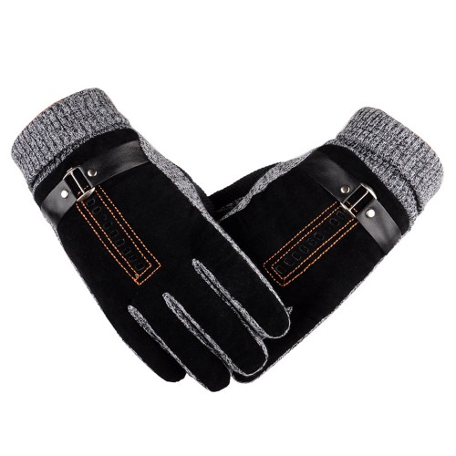 Men's Anti-Skid Windproof Thermal Gloves- 2 Colors