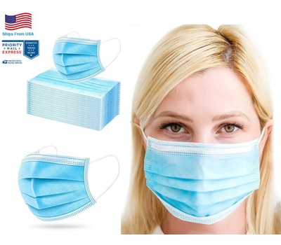 Bulk Wholesale 3-Ply Disposable FDA/CE Approved Face Mask From $0.50 Was: $6,000 Now: $699.99.