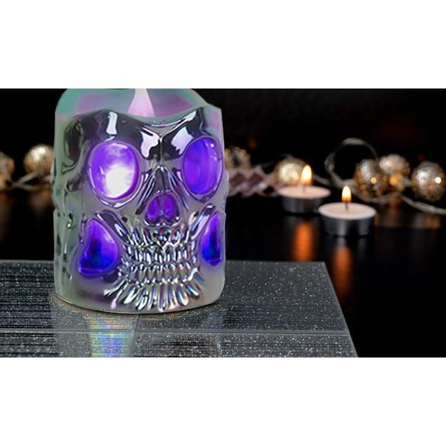 2-Pack Skull-N-Bones Luminous Lights
