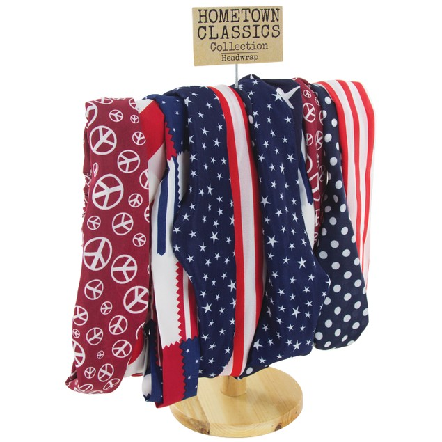 3-Pack Hometown Classics Collection Headwrap