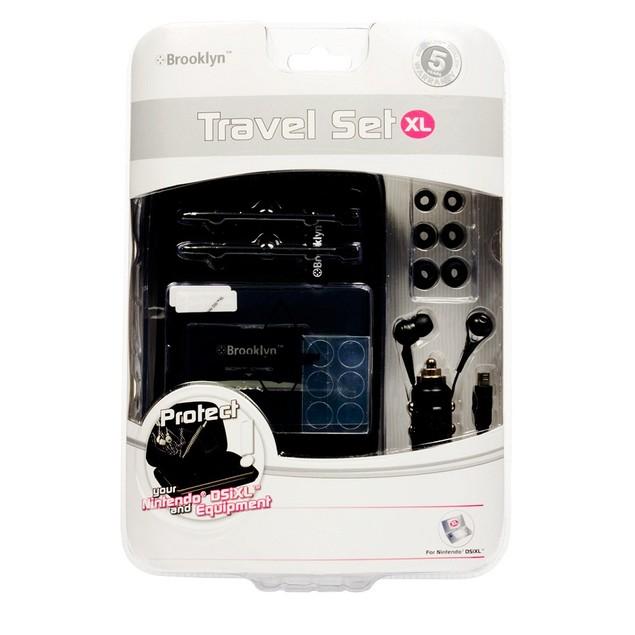 Nintendo DS Travel and Accessories Set