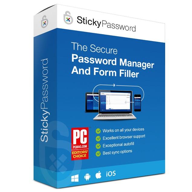 Lifetime License to Sticky Password Premium ($199.99 value!)