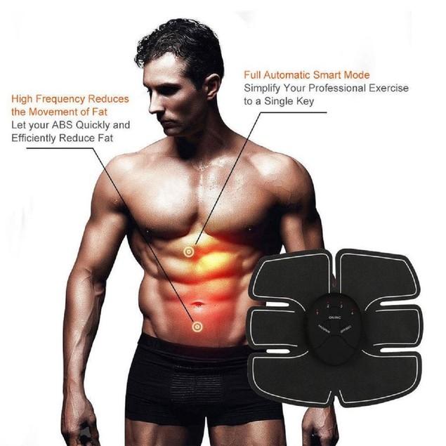 Muscle Training Gear Elite Pro Abs Stimulator