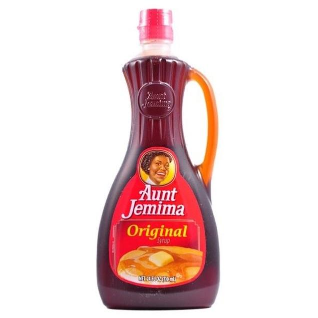 Aunt Jemima Original Pancake Waffle Syrup 24 oz
