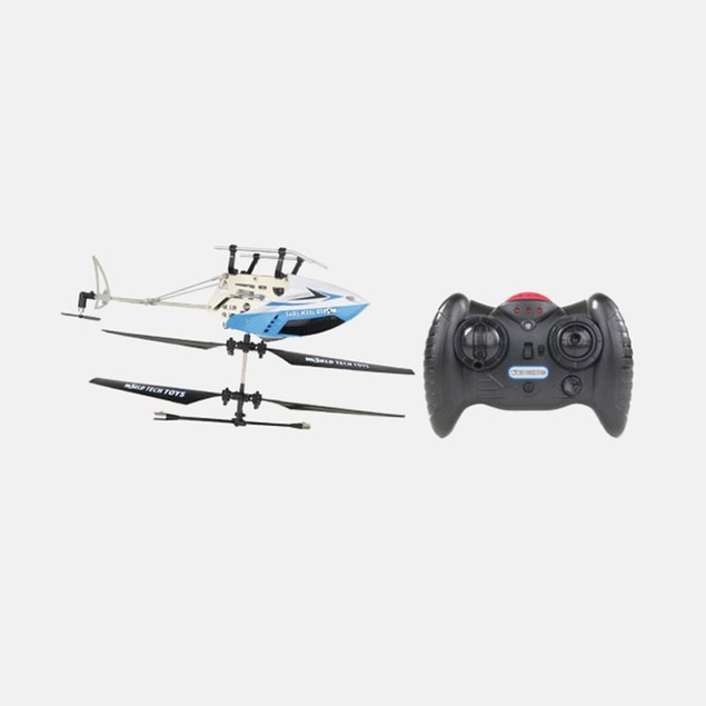 GYRO Invert-X 3.5CH Electric RTF Upside Down Flying RC Helicopter