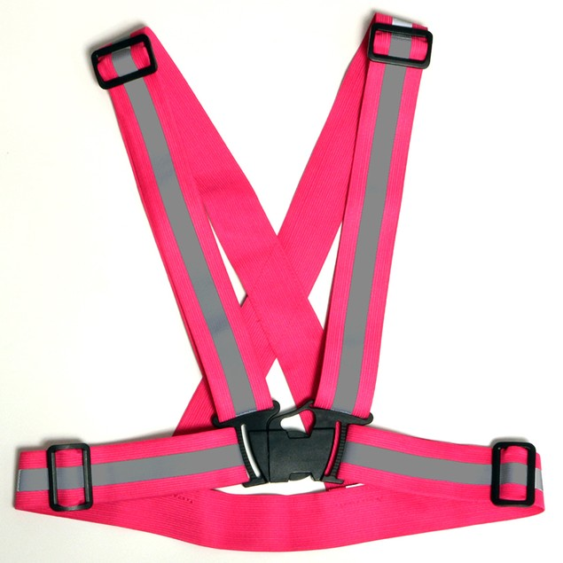 Reflective Safety Vest Belt