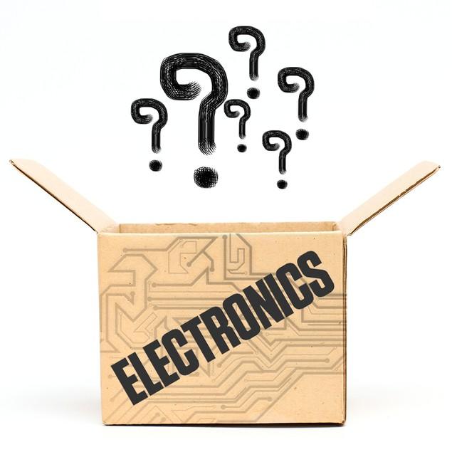 Tanga Electronics Mystery Box