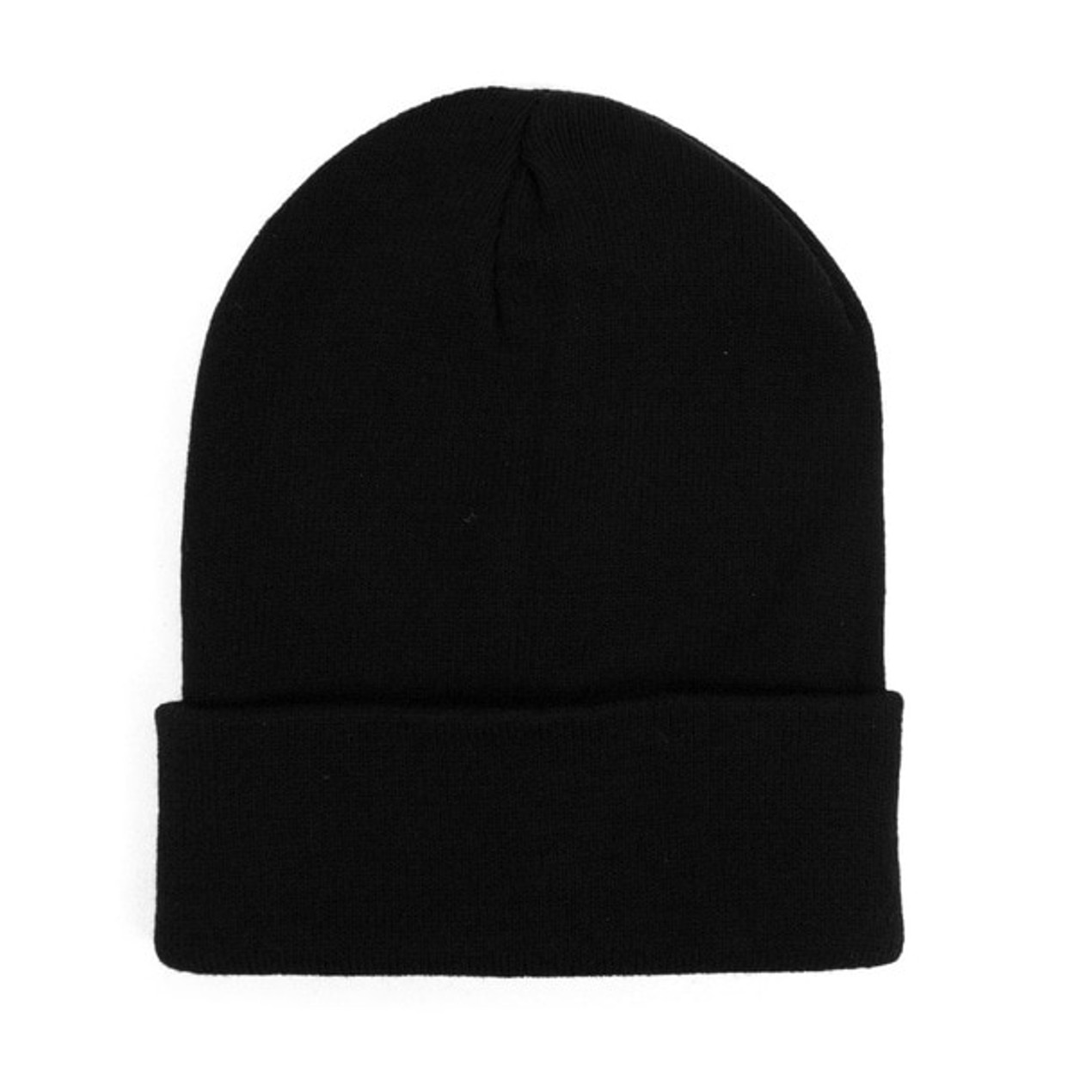 7e6c55758c7 3-Pack Thermal Windproof Winter Black Beanie Hat - Tanga