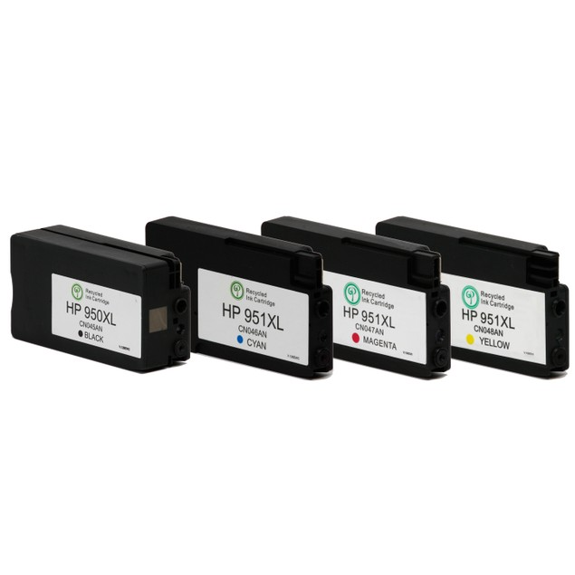 HP 950XL/951XL Compatible Ink 4-Pack