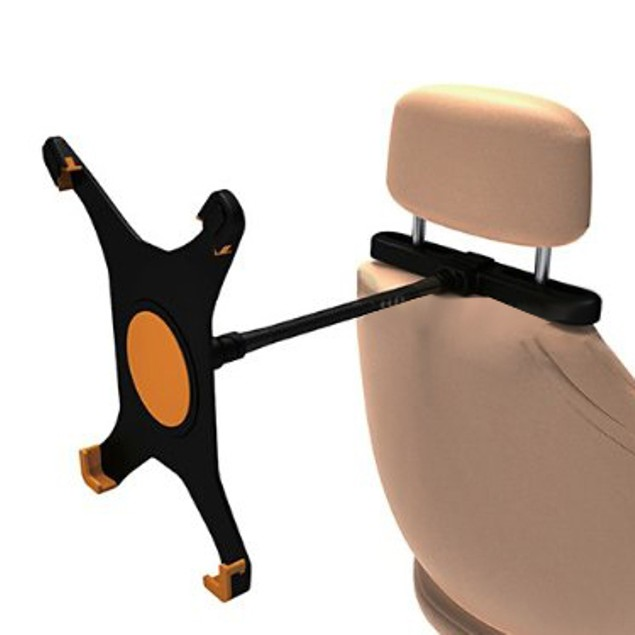 Monoprice Headrest Mount with Flexible Arm For Tablets