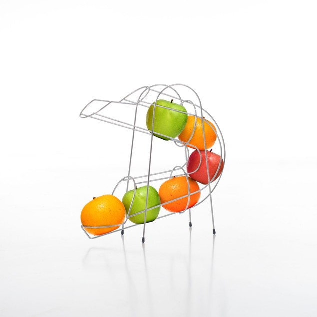 Curved Fruit Chute