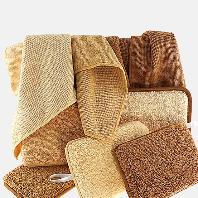 16-Pack Dual Diamond Scrubber Towels and Pads