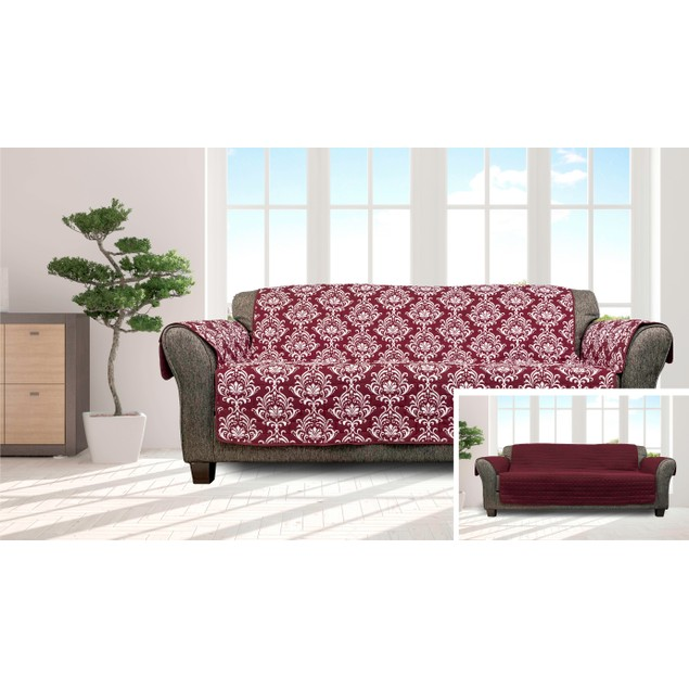 Aime Reversible Water-Resistant Furniture Cover