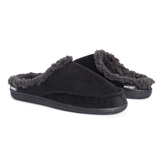 Men's MUK LUKS Clog Slippers