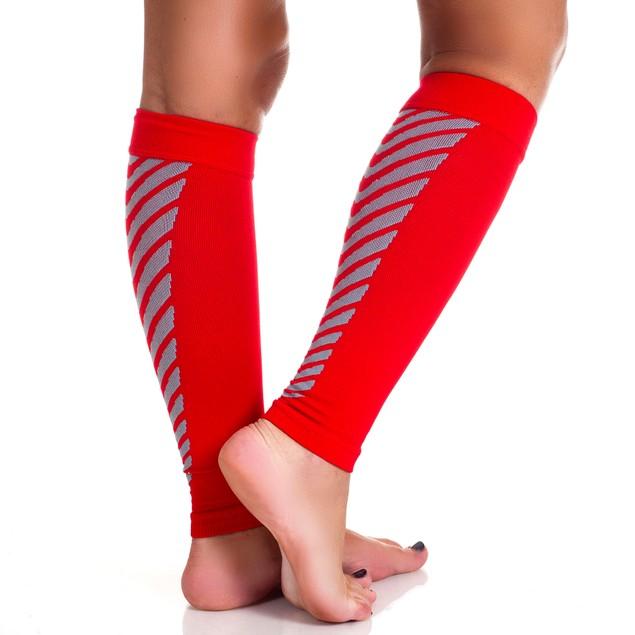 1 Pair: Unisex Remedy Calf Compression Running Sleeve Socks