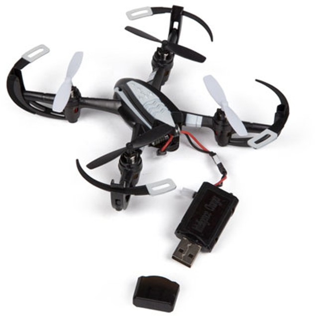 Nano Prowler 2.4GHz 4.5CH RC Drone