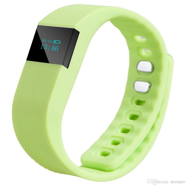 ActiveTracker Bluetooth Fitness Band in 5 Colors