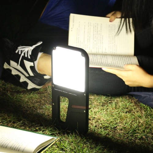 Ultra Slim Camping Outdoor Light With Emergency Beacon