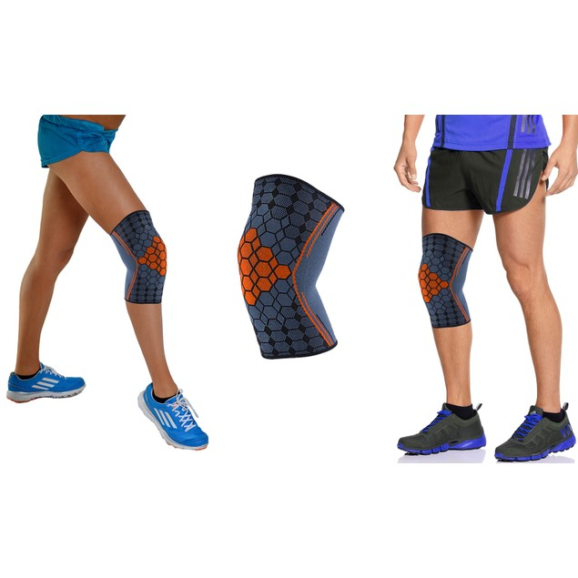Elite 2.0 Copper Infused Knee Support Compression Sleeve