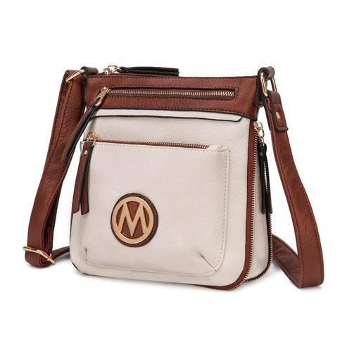 MKF Collection Tennie Crossbody Bag by Mia K.