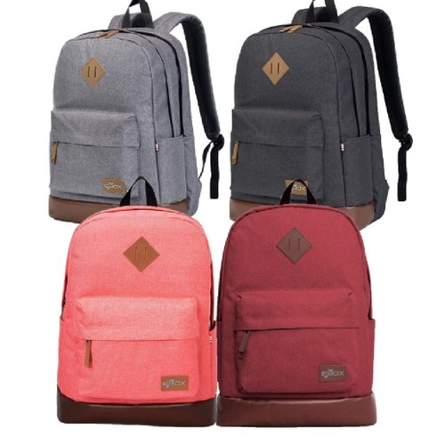 Ebox Classic Travel Backpack with Laptop & Tablet Sleeve