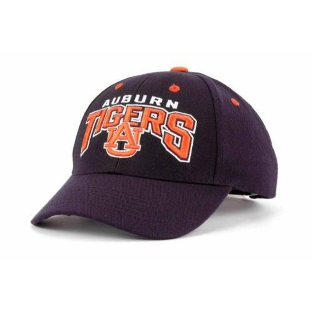 "Auburn Tigers NCAA TOW ""Dedication"" Snapback Hat"