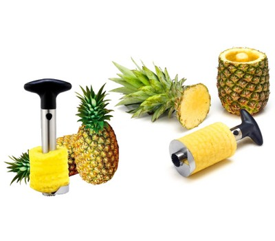 Stainless Steel Perfect Pineapple Corer Was: $19.99 Now: $10.99.