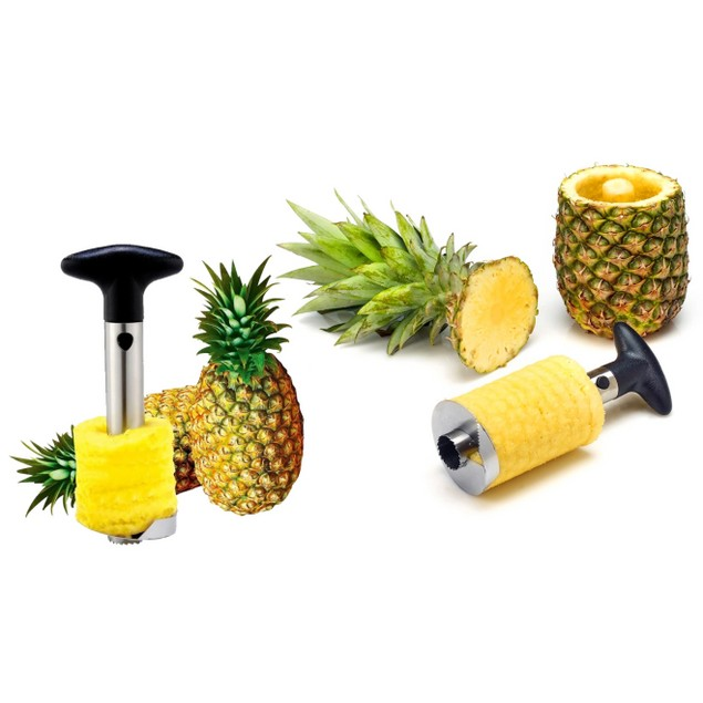 Stainless Steel Perfect Pineapple Corer